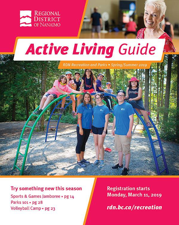 Fall 2018 / Winter 2019 Active Living Guide