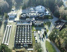 Greater Nanaimo Pollution Control Centre (GNPCC)