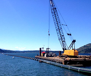 Replacement of the GNPCC outfall