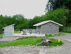 Nanoose Bay Pollution Control Centre