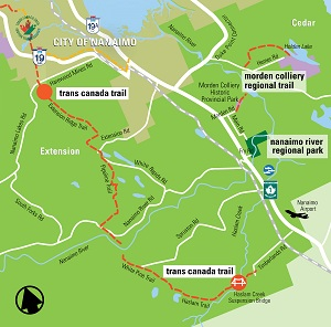 Regional District of Nanaimo Trans Canada Trail