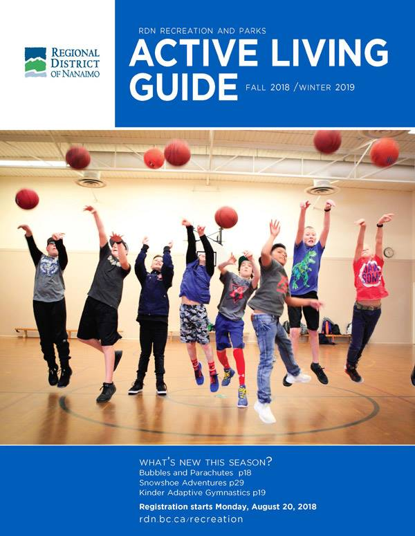 FALL 2018 WINTER 2019 Active Living Guide