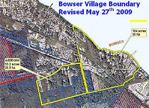 Bowser Village Boundary Review