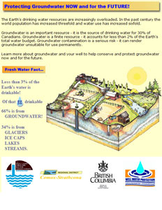 Well Water Protection and Groundwater Stewardship