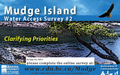 Mudge Island Water Accesses