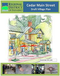 Cedar Main Street Draft Village Plan