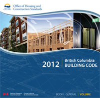 BC BUILDING CODE 2012