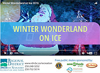Winter Wonderland on Ice 2016