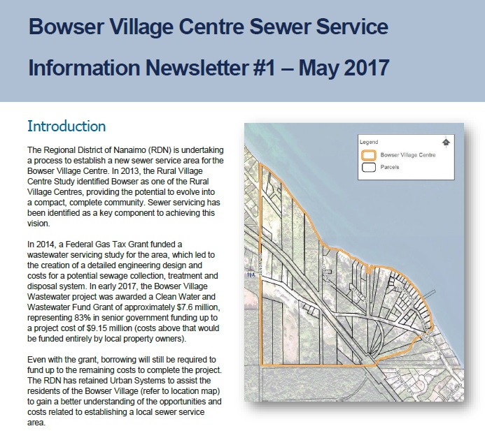 May 2017 Project Newsletter