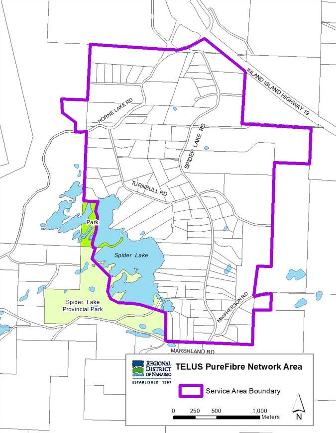 Internet Coming to Spider Lake Area