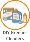 DIY Greener Cleaners
