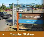 Church Road Transfer Station